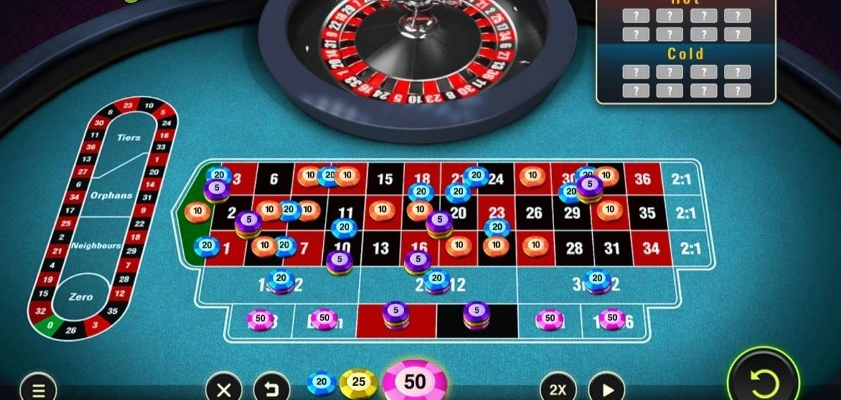 Roulette payout gratis turnering 61700